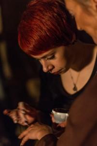 Beatriz Fernández (Make Up)